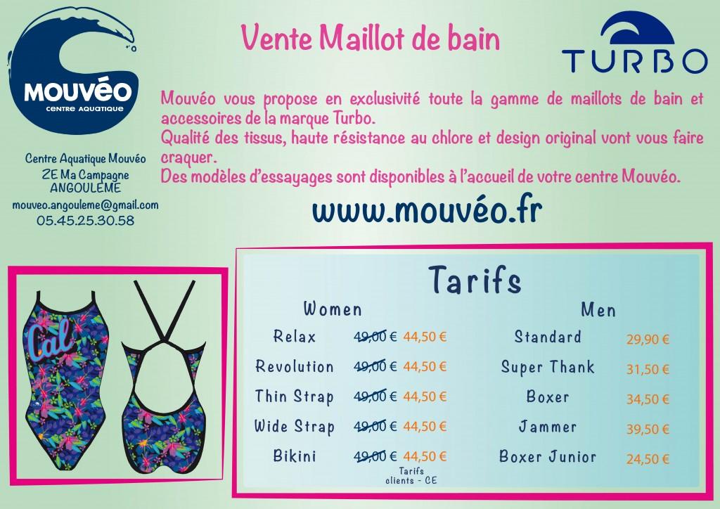 Maillot Turbo (sans clic)